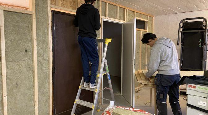 renovering/ombyggnad